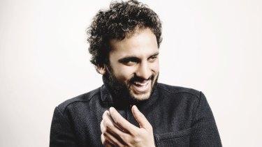 Nish Kumar.