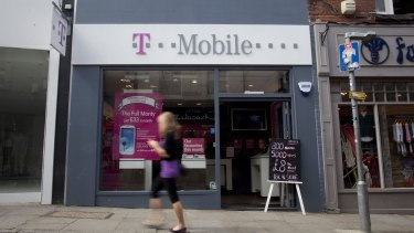 """T-Mobile and Orange merged in the UK in 2010 and some bright marketing spark decided to call the new company """"Everything Everywhere""""."""