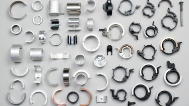 "A prototype timeline of the Knog ""Oi"" bike bell."