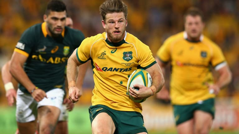 Rob Horne is on track to recovery from a shoulder injury that threatened his World Cup.