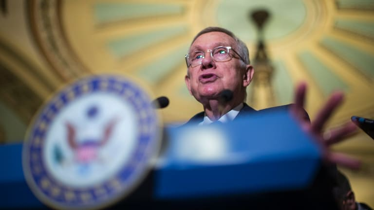 The US Defence Department's secretive Advanced Aerospace Threat Identification Program, which investigated reports of unidentified flying objects, began in 2007, and initially it was largely funded at the request of then Senate majority leader Harry Reid, who has long had an interest in space phenomena.