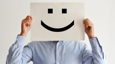 Happiness is not U-shaped, according to new research.