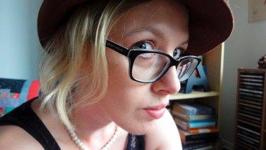 Angela Meyer, author of <i>A Superior Spectre</i>.