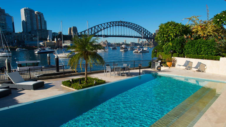 To qualify for Australia's one per cent, you need to be worth at least $5 million.