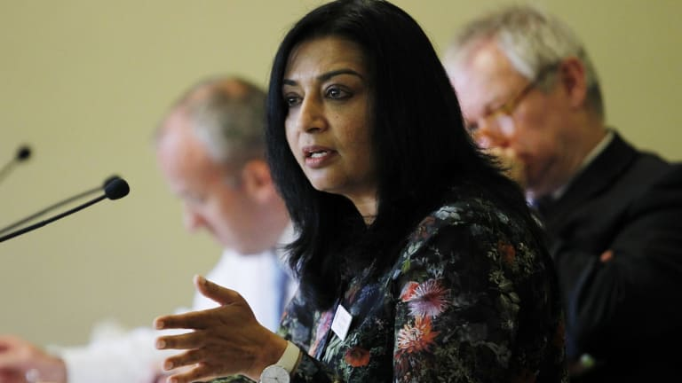 """Reform policy a failed experiment: Greens MP Mehreen Faruqi said the policy is putting women """"at risk"""" and funding must be restored to specialist services."""