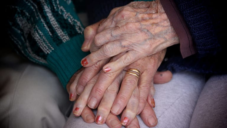It's natural for couples who both need aged care to want to go in together.
