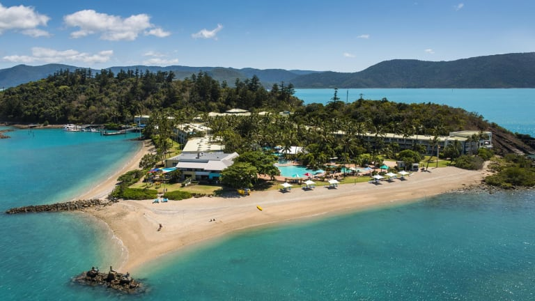 China Capital Investment Group has bought Daydream Island Resort and Spa in the Whitsundays for an undisclosed sum.