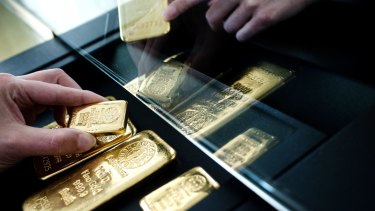 "China and Indian's gold reserves ""increased in tandem with the sharp rise of their economic power""."