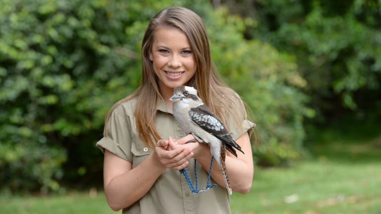 Bindi Irwin is turning 18.