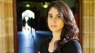 'Pseudo-science and patriarchy' rules Al-Taqwa College, says former student Lamisse Hamouda.