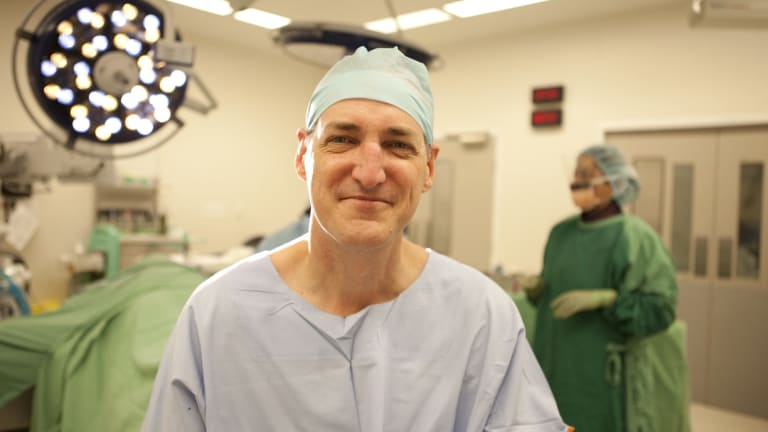 Surgeon Ian Harris says many people considering spinal surgery for back pain should think carefully.