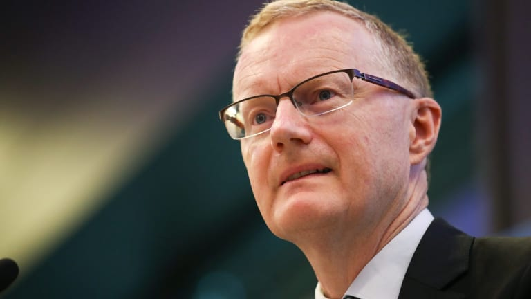 Philip Lowe, governor of the Reserve Bank of Australia. While the RBA is growing confident the economy is on the right track, with jobs booming and business investment rising, a host of uncertainties remain about timing.