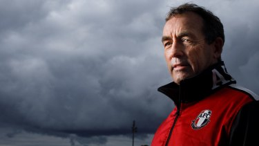 Ainslie Football Club coach Chris Rourke is surprised at the AFL's decision.