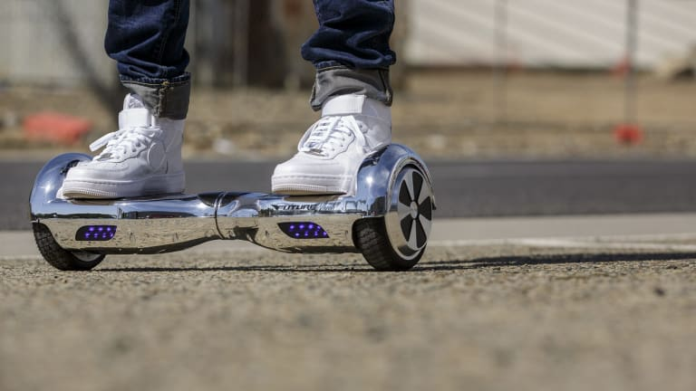 Cheaper hoverboards have resulted in fires caused by overheated batteries, sparking consumer warnings from the Australian Competition and Consumer Commission and consumer advocacy group Choice.