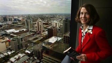 Medibank chairwoman Elizabeth Alexander.