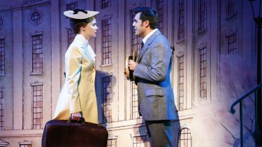 Opera Australia's <i>My Fair Lady</i> is the biggest selling show to play at Sydney Opera House.