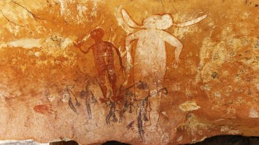 The Kimberley has tens of thousands of rock art  sites, including those at Munurru near the Gibb River Road. Groundbreaking dating research is focused on more remote galleries.