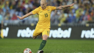 Standout: Aaron Mooy was, once again, exceptional.
