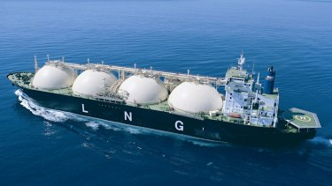 Australia is the world's second-largest exporter of LNG.