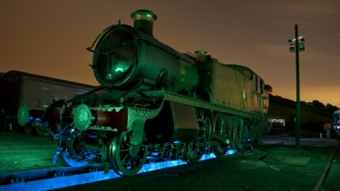 A story about a magical train is a good allegory for compound interest.
