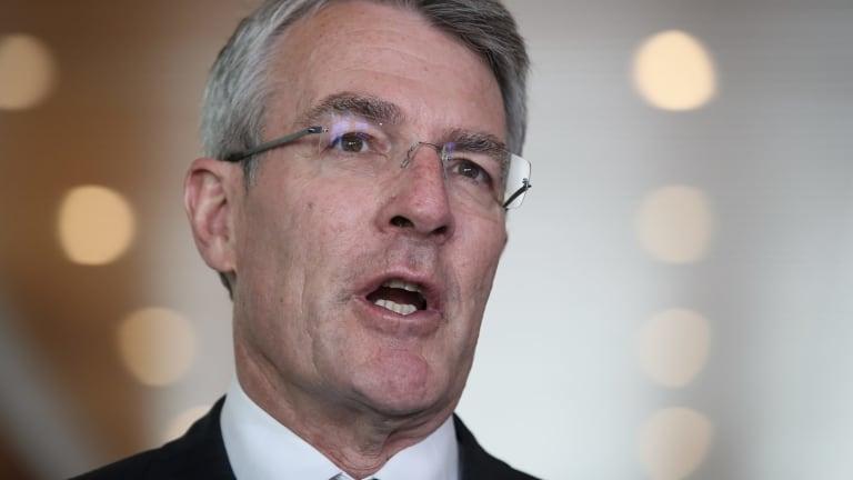Shadow Attorney-General Mark Dreyfus.