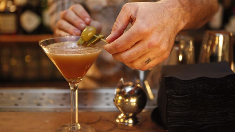 Rounds get fraught when one person wants an expensive drink.