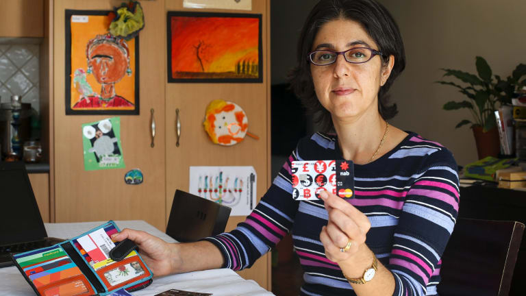 Elana Benjamin went on the holiday in the US and her NAB Traveller Card didn't work as promised.