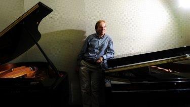Peter Tregear left the ANU last August.