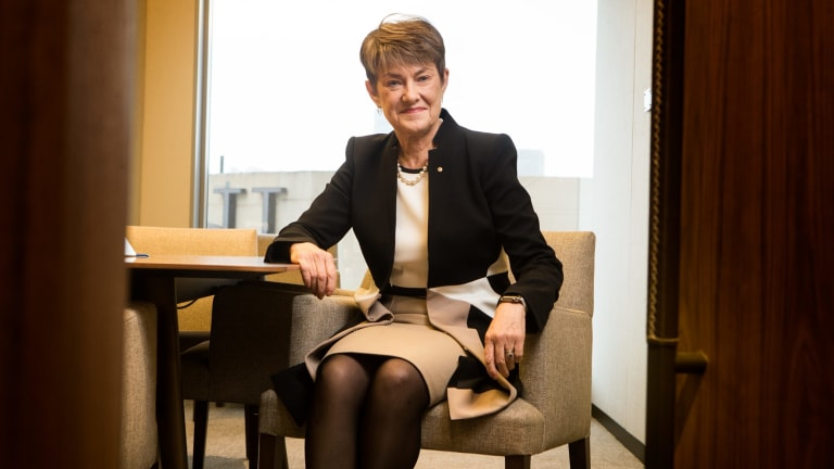 'We will be talking about the need to review negative gearing': AICD chairwoman Elizabeth Proust.