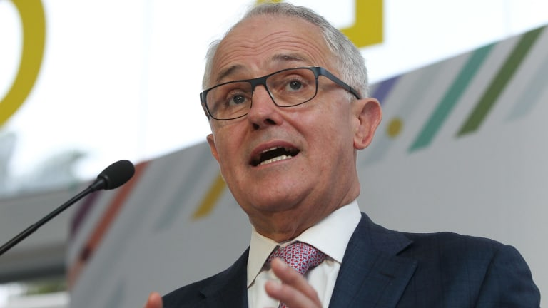 Prime Minister Malcolm Turnbull could face trouble from Tony Abbott.