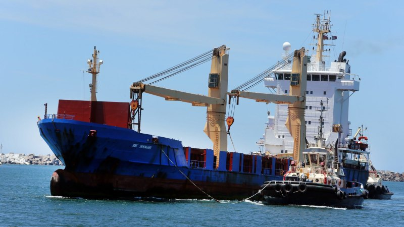 National security for sale': senators' outrage over ship's cargo of