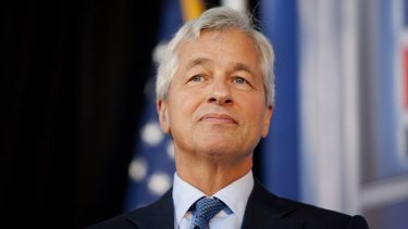 "Trump once called the dean of New York bankers, JPMorgan Chase chief executive Jamie Dimon, ""the worst banker in the United States""."