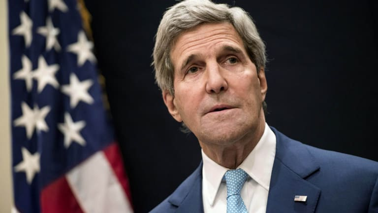The fight against violent extremism would continue for decades unless the root causes of despair and hopelessness were addressed, US Secretary of State John Kerry told the World Economic Forum.