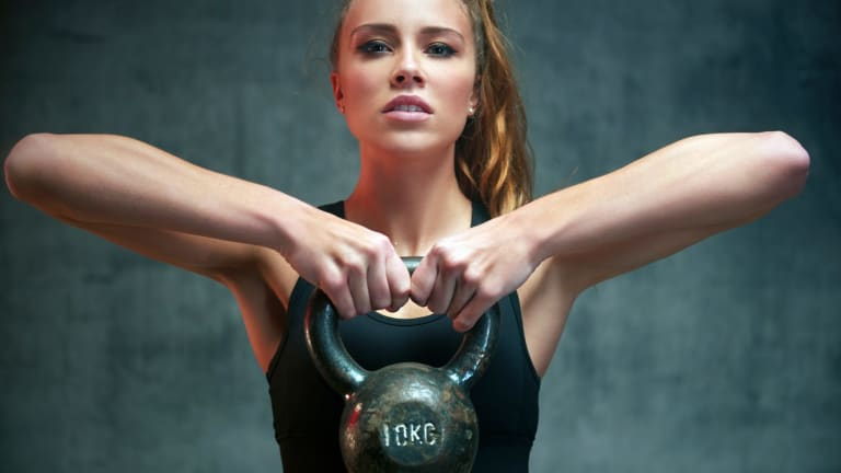 We all need to lift the bar on weight-training.