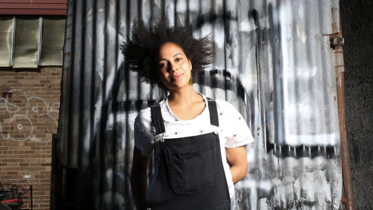 Actor Ayeesha Ash is starring in <i>Blackbirds</I>, a performance piece about the experience of being a woman of colour in Australia.