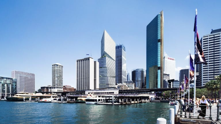 AMP Capital and Denmark's 3XN will develop Quay Quarter where tech groups are looking to lease space.