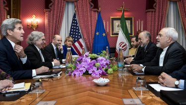 The Lausanne negotiation was the longest for a US Secretary of State since the 1978 Camp David agreement between Israel and Egypt.