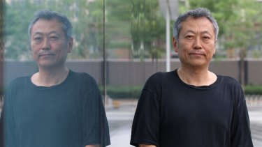 """Wu Si, former chief editor of <i>Yanhuang Chunqiu</i>, says the state's ideology is becoming """"more and more 'red'""""."""