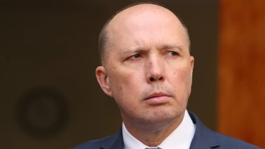 Immigration Minister Peter Dutton says he will keep negotiating despite the bill dying in the Senate.