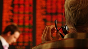 The S&P/ASX200 shed 1.3 per cent of its value on Monday.
