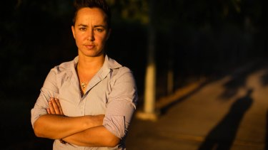 Former Save the Children worker Natasha Blucher was among those compensated by the Australian government.