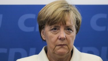 German Chancellor Angela Merkel almost walked out of the bailout talks in Brussels on Sunday night, according to reports.