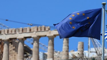 """""""Euro summit has unanimously reached agreement"""": European Council President Donald Tusk."""