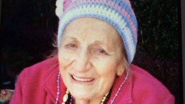 Victim: Marie Darragh, 82.