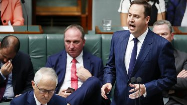 Mr Ciobo said that a dumping duty notice on A4 copy paper from  Indonesia is being reviewed.
