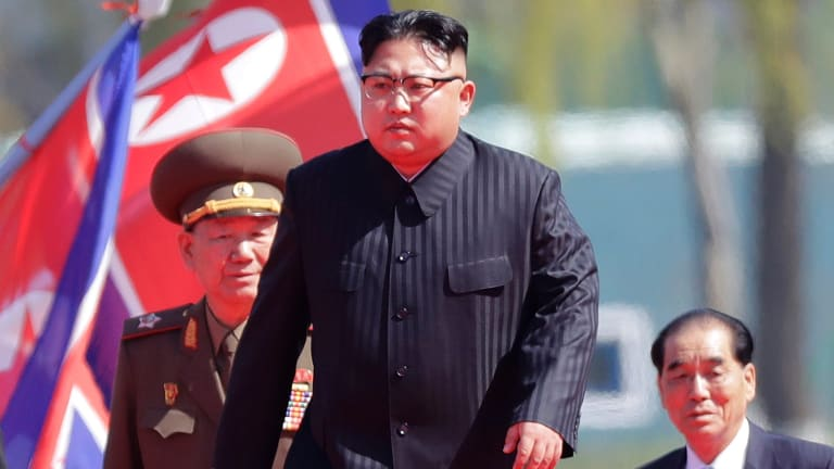 North Korea's leader, Kim Jong-un, has vowed to develop a nuclear-armed missile capable of striking American territory.