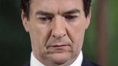 George Osborne had been Chancellor of the Exchequer since the Conservatives won office in 2010.
