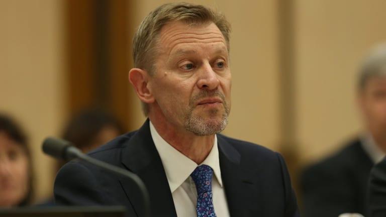 Chief Statistician David Kalisch.