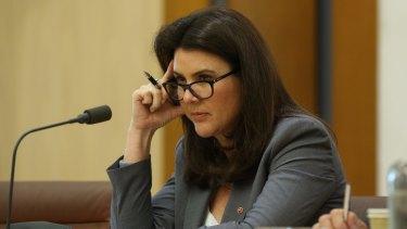 "Liberal Senator Jane Hume says the super law is ""archaic""."