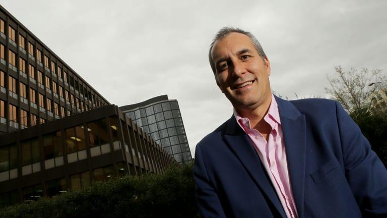 Banjo founder Andrew Colliver says Australia is falling behind in alternative finance lending.